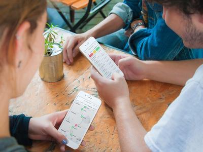 Toutes la relation client dans une application mobile