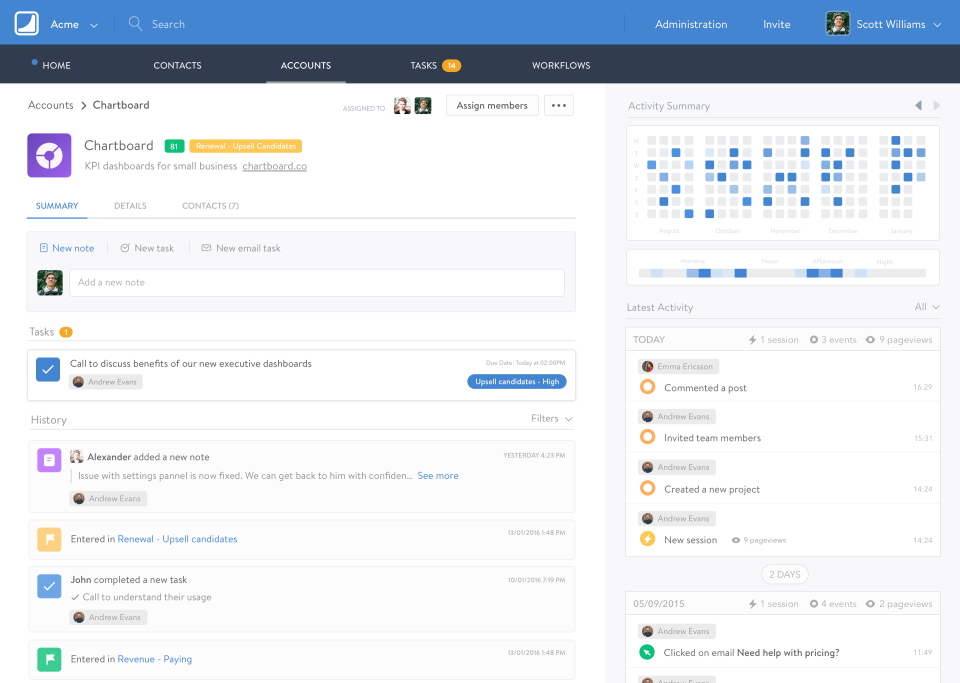 Salesmachine-screenshot-1