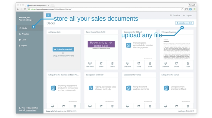 Salespatron-screenshot-0