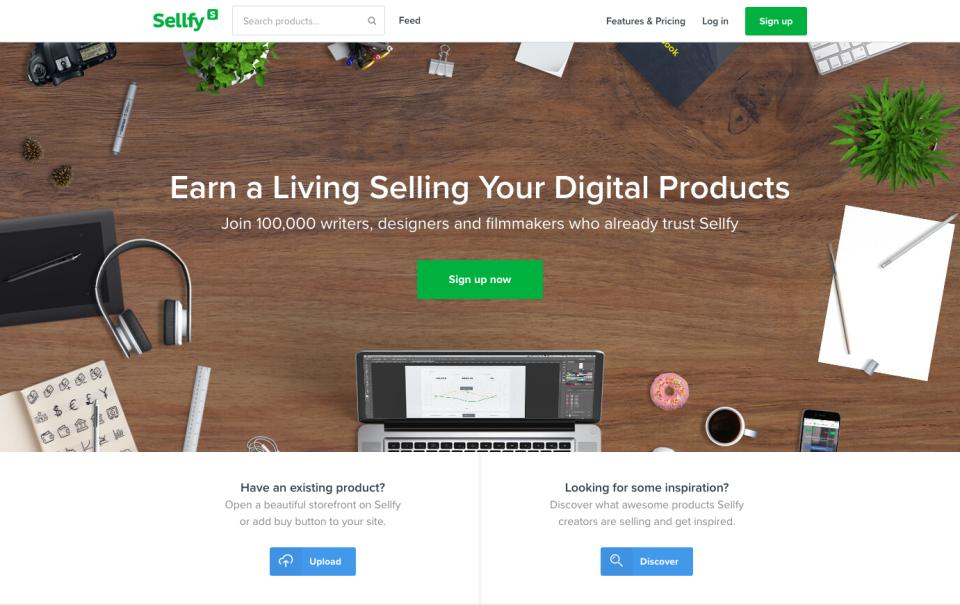 Sellfy-screenshot-0