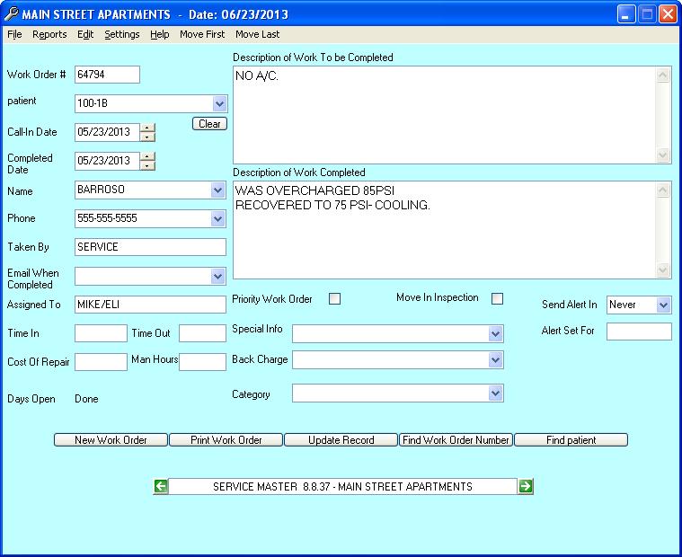 Service Master-screenshot-0