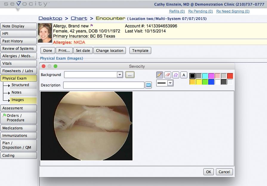Sevocity EHR-screenshot-3