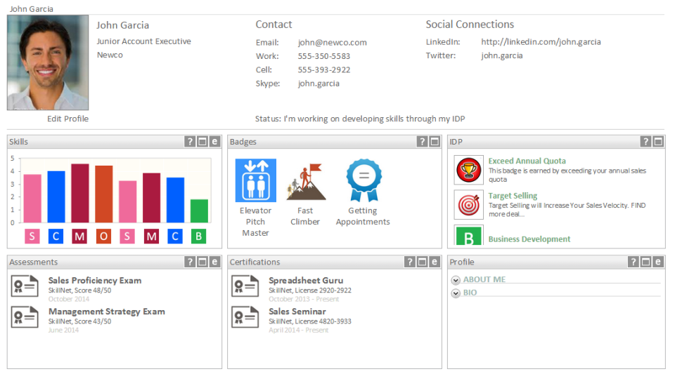 SkillNet Talent Management-screenshot-1