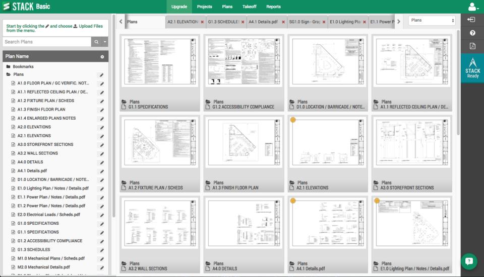 STACK Estimating-screenshot-1