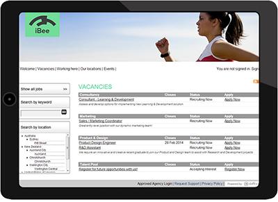 StaffCV-screenshot-1