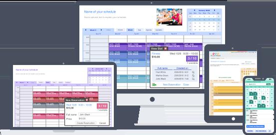 Avis SuperSaaS Appointment Schedule : Logiciel de prise de rendez-vous par Internet - appvizer
