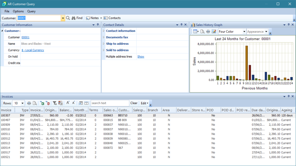 SYSPRO ERP-screenshot-1