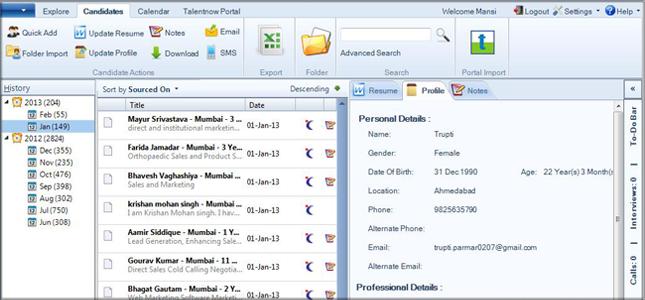 Talentnow Recruit-screenshot-0