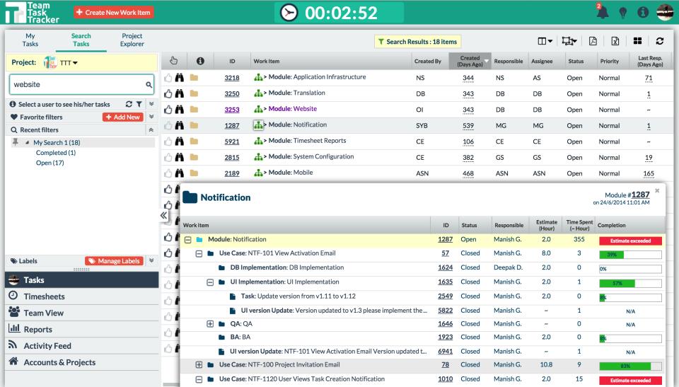 Team Task Tracker-screenshot-1