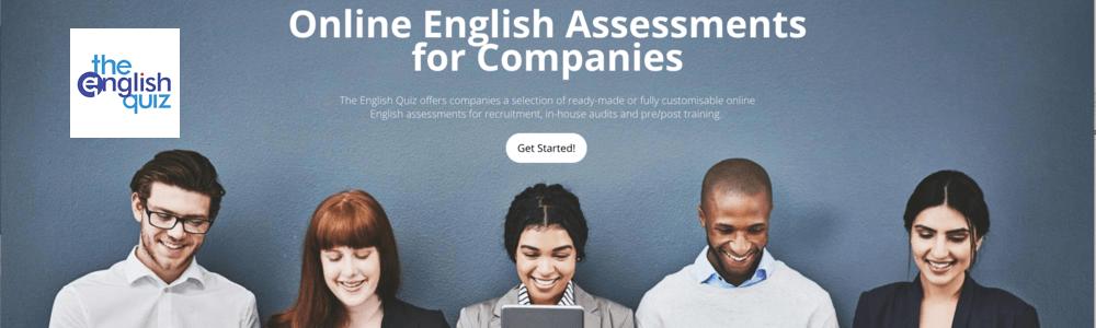 Avis The English Quiz : Spécialiste des évaluations d'anglais en ligne - Appvizer