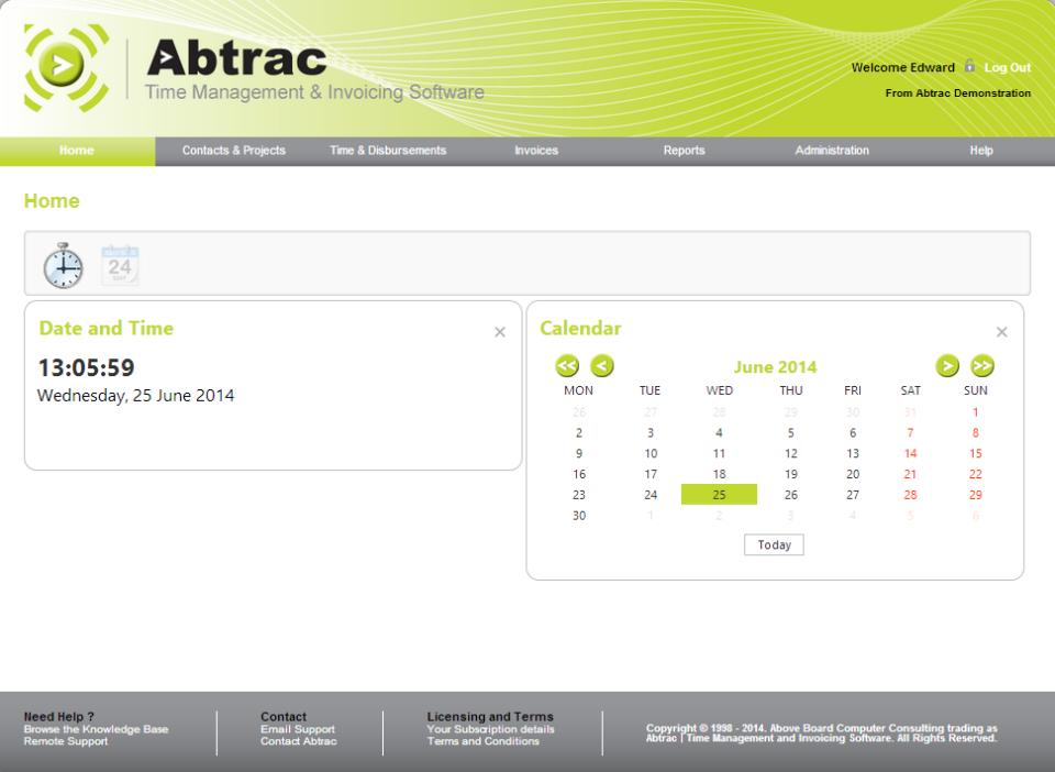 Abtrac-screenshot-0