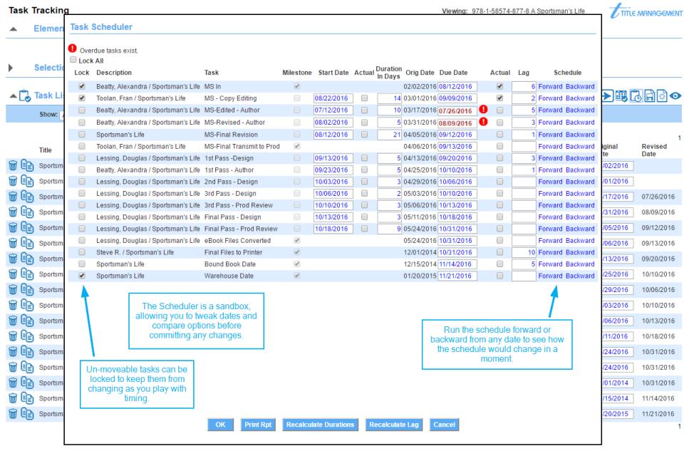 Title Management-screenshot-1