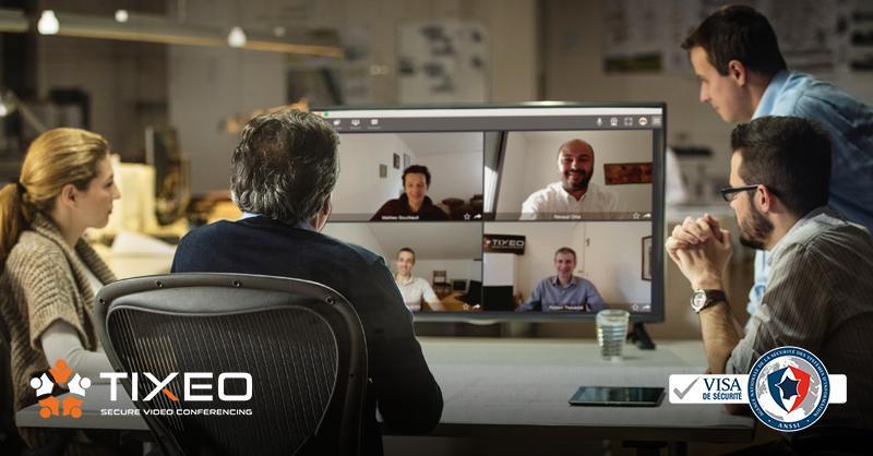 Avis TIXEO : Solution de visioconférence sécurisée - Appvizer