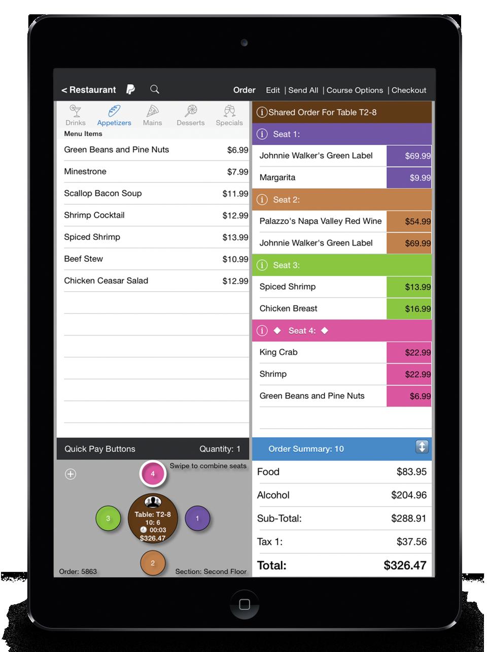 TouchBistro-screenshot-1
