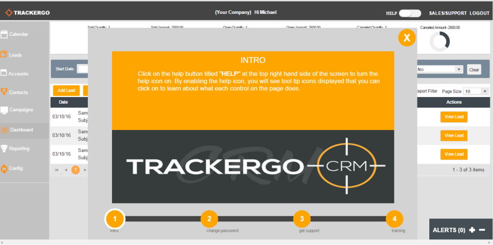TrackerGO CRM-screenshot-0
