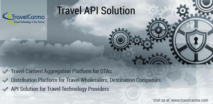 Travel API Management Platform-screenshot-0