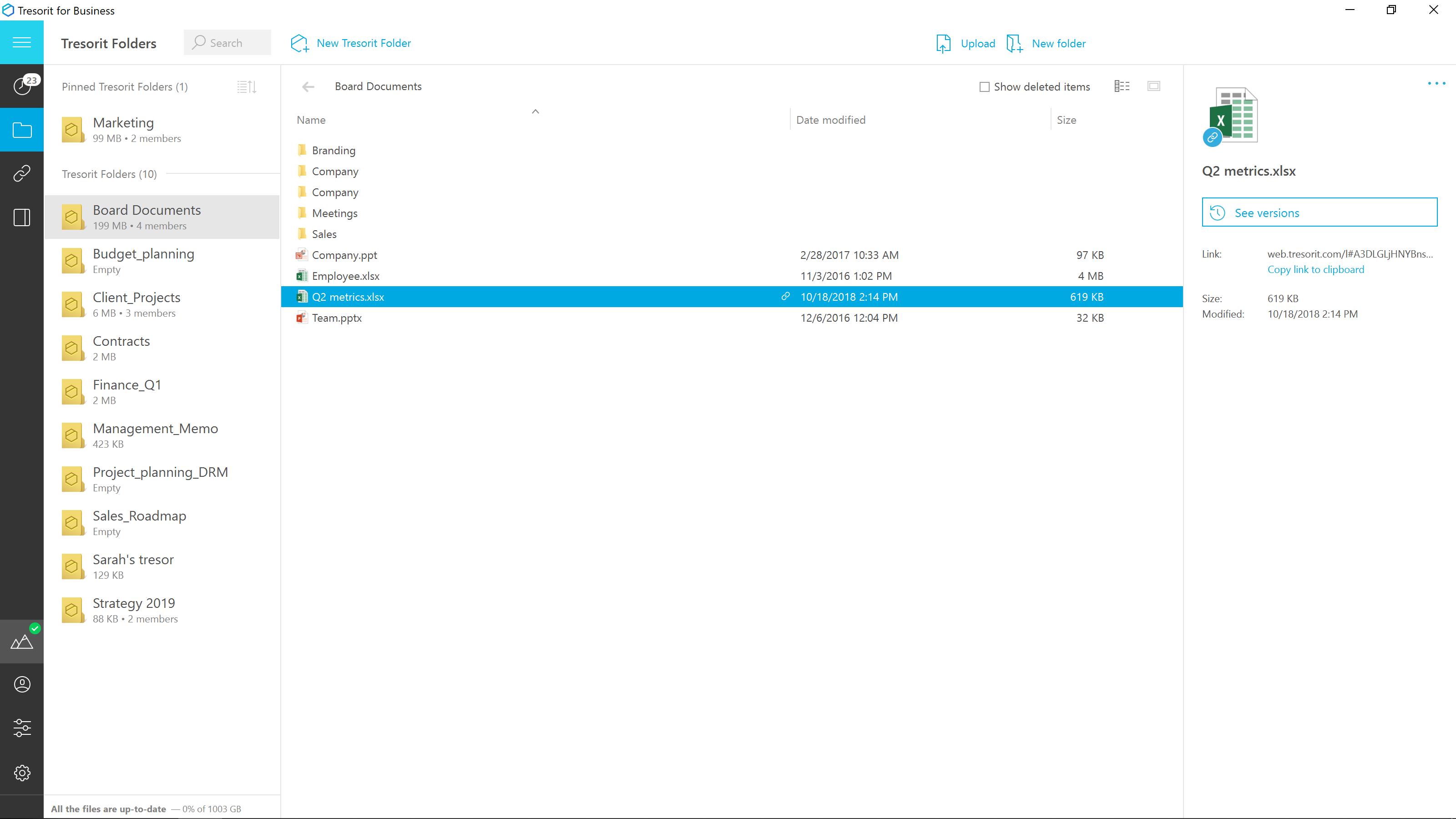 Tresorit - folders and files.png