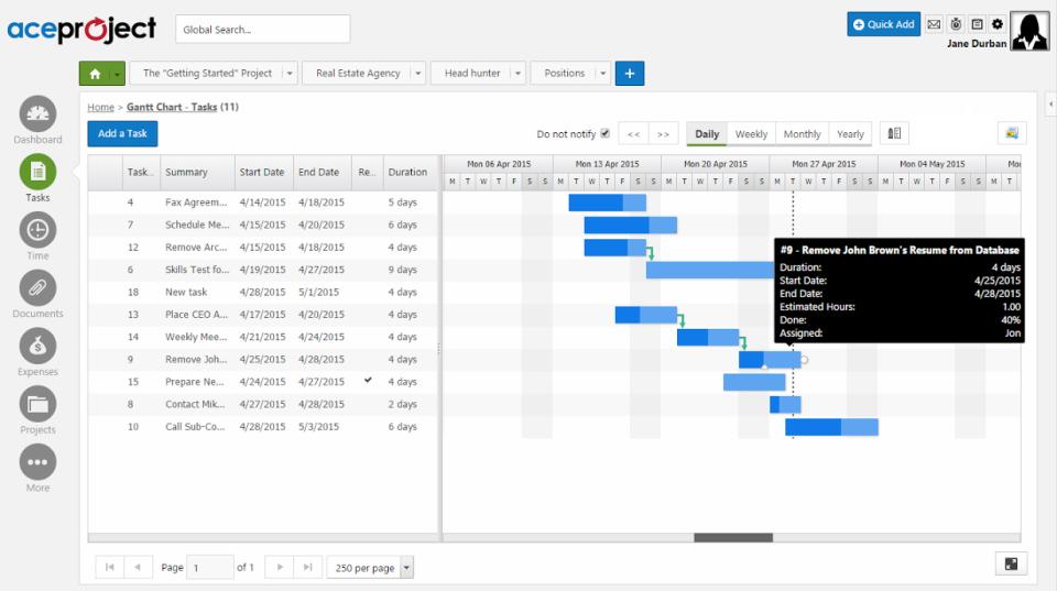 AceProject-screenshot-1