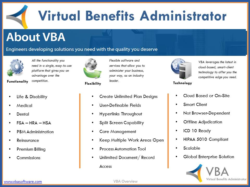 Virtual Benefits Administrator-screenshot-1