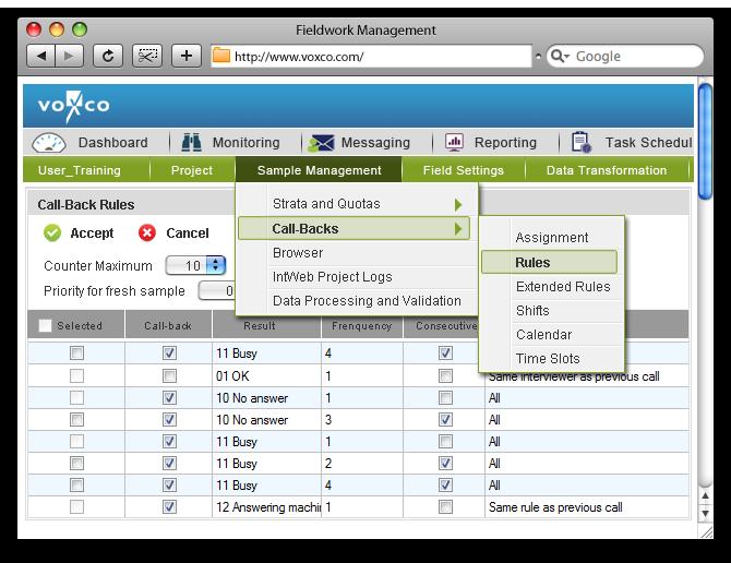Voxco Online-screenshot-1