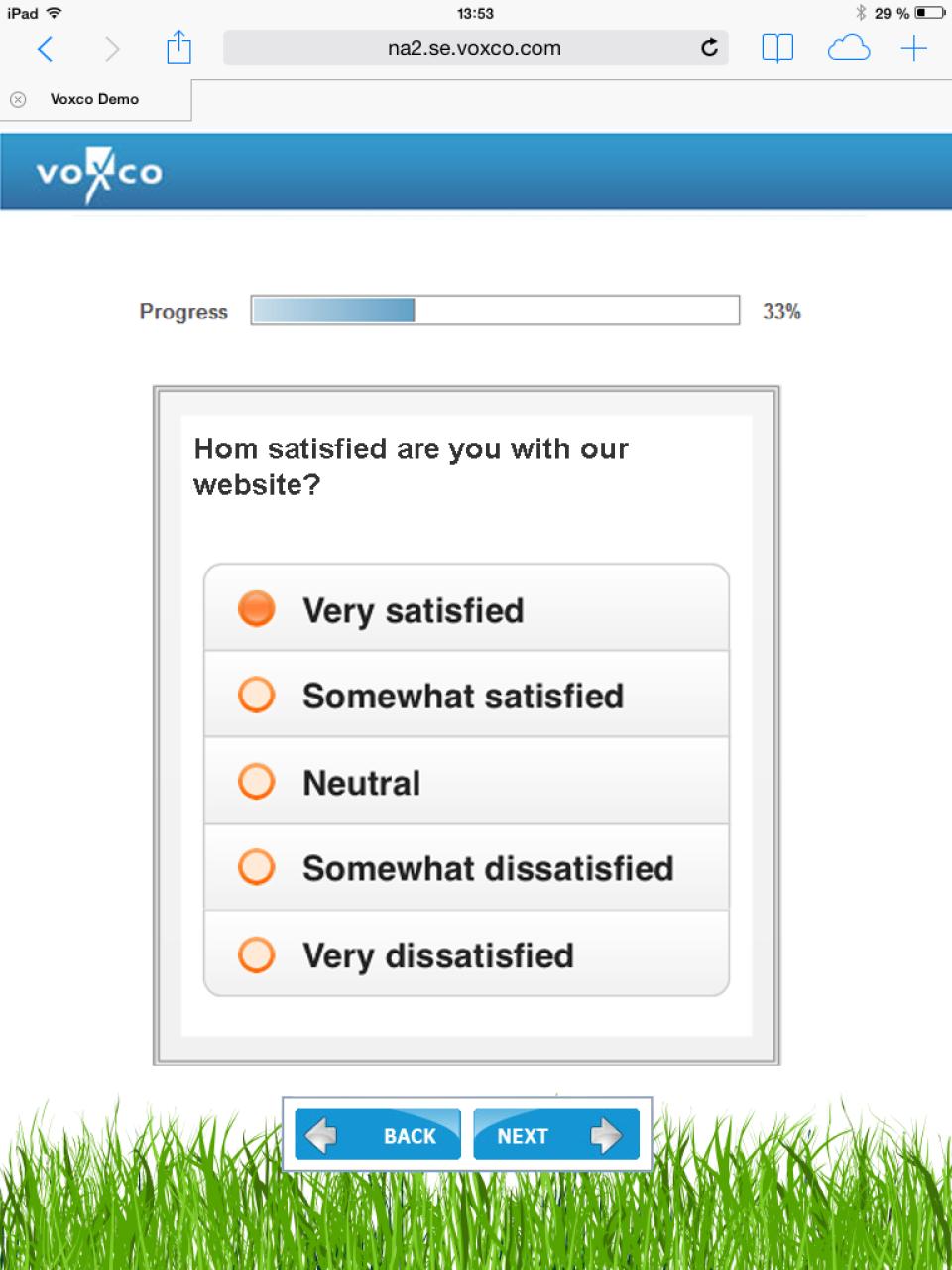 Voxco Online-screenshot-3