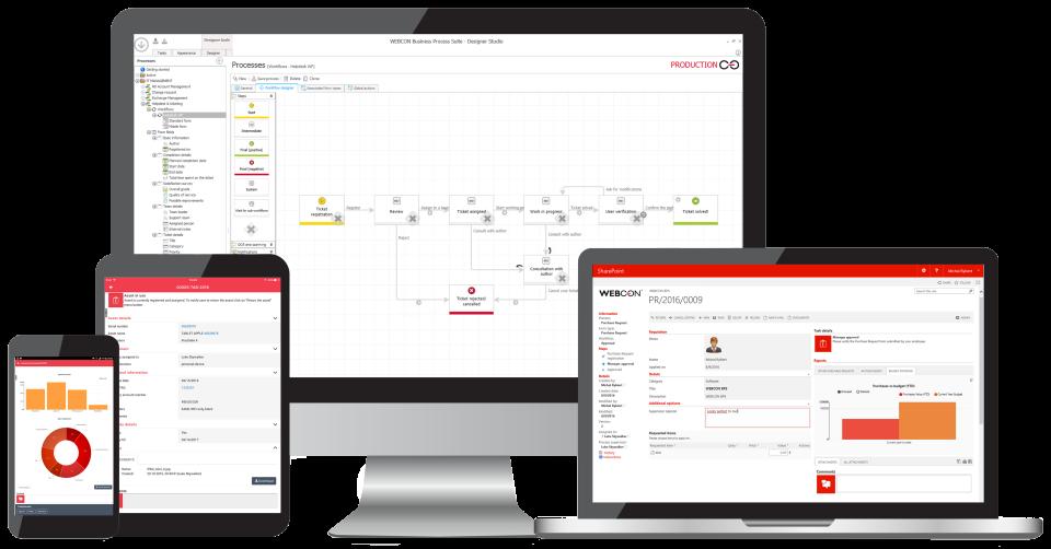WEBCON Business Process Suite-screenshot-0