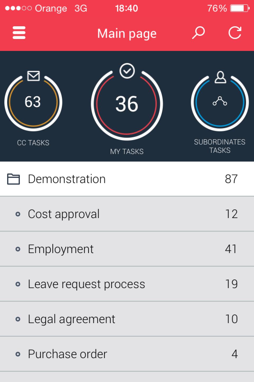 WEBCON Business Process Suite-screenshot-2