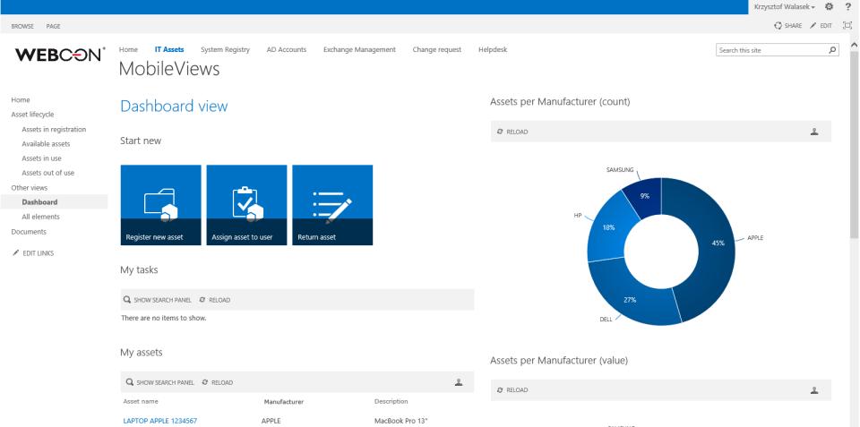 WEBCON Business Process Suite-screenshot-3