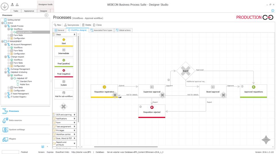 WEBCON Business Process Suite-screenshot-4