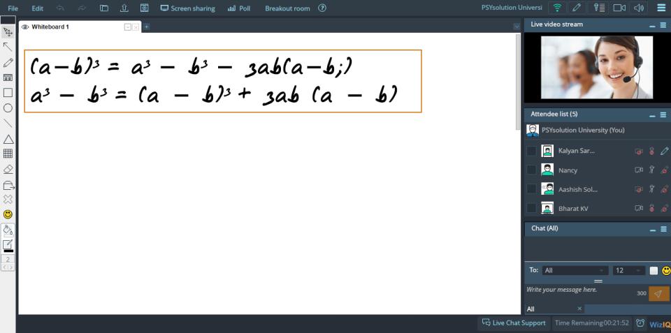 WizIQ Virtual Classroom-screenshot-4