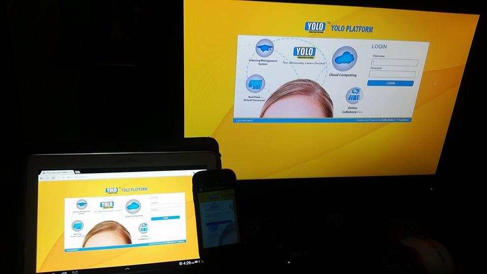 YOLO Education Platform-screenshot-0