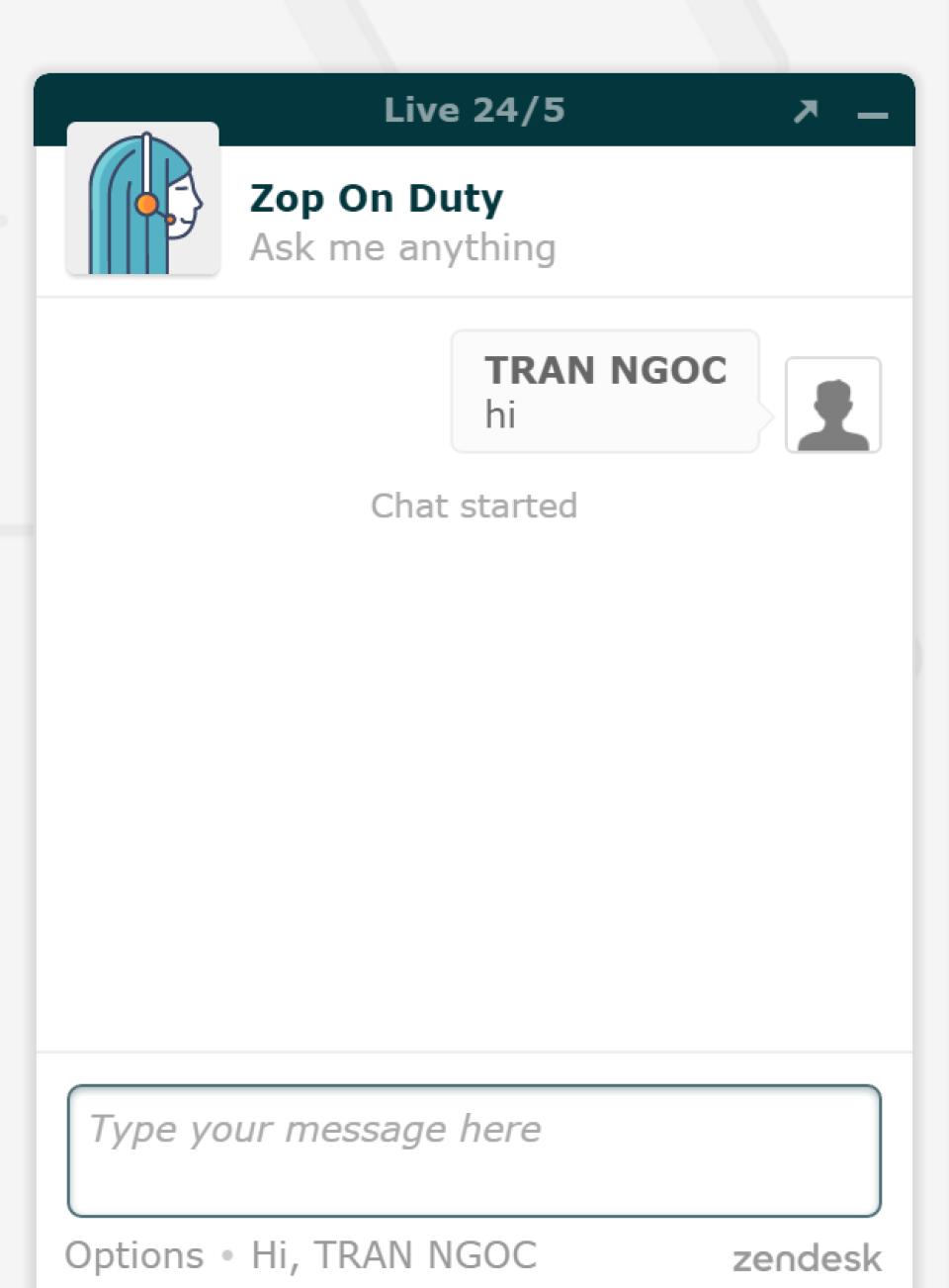 Zendesk Chat-screenshot-4