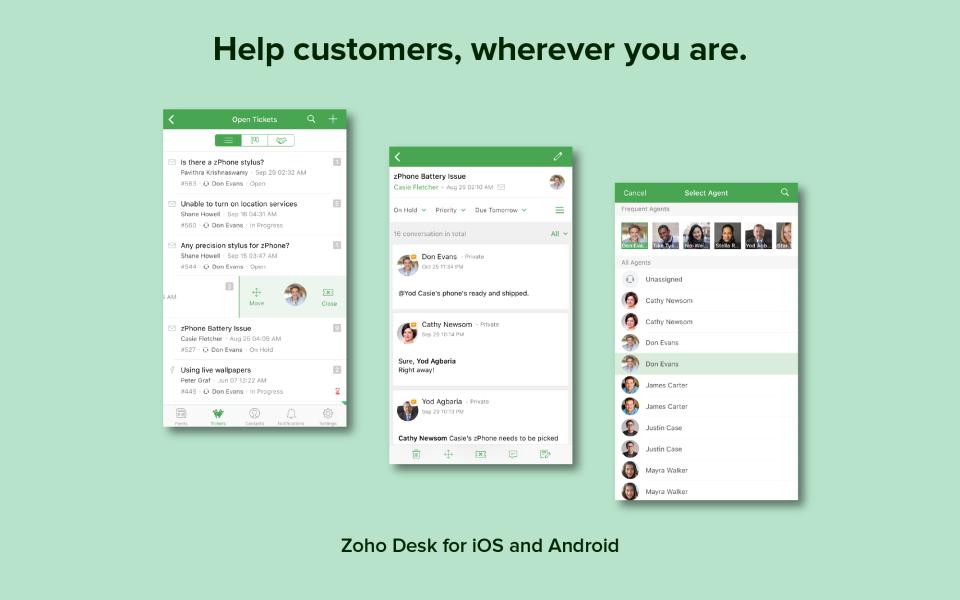 Zoho Desk-screenshot-4