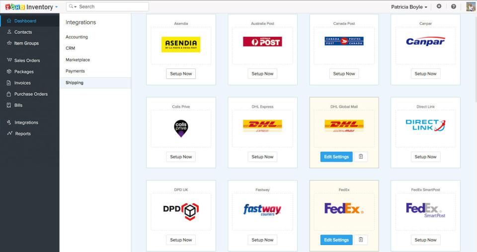 Zoho Inventory-screenshot-2