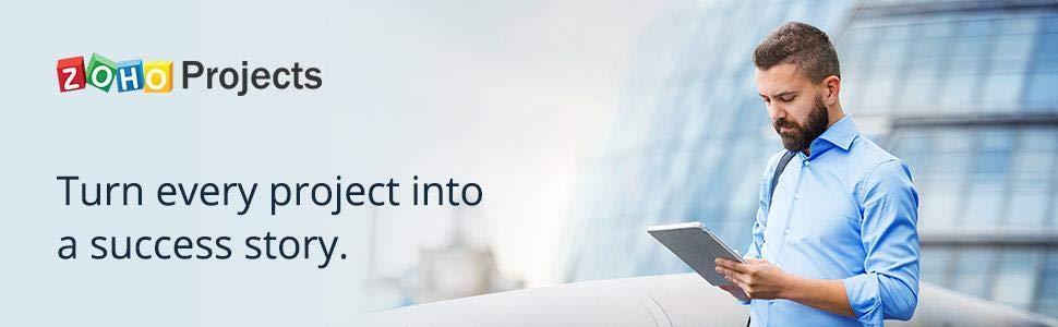 Avis Zoho Projects : Le logiciel de gestion de projet choisi par 1M d´entreprises - appvizer