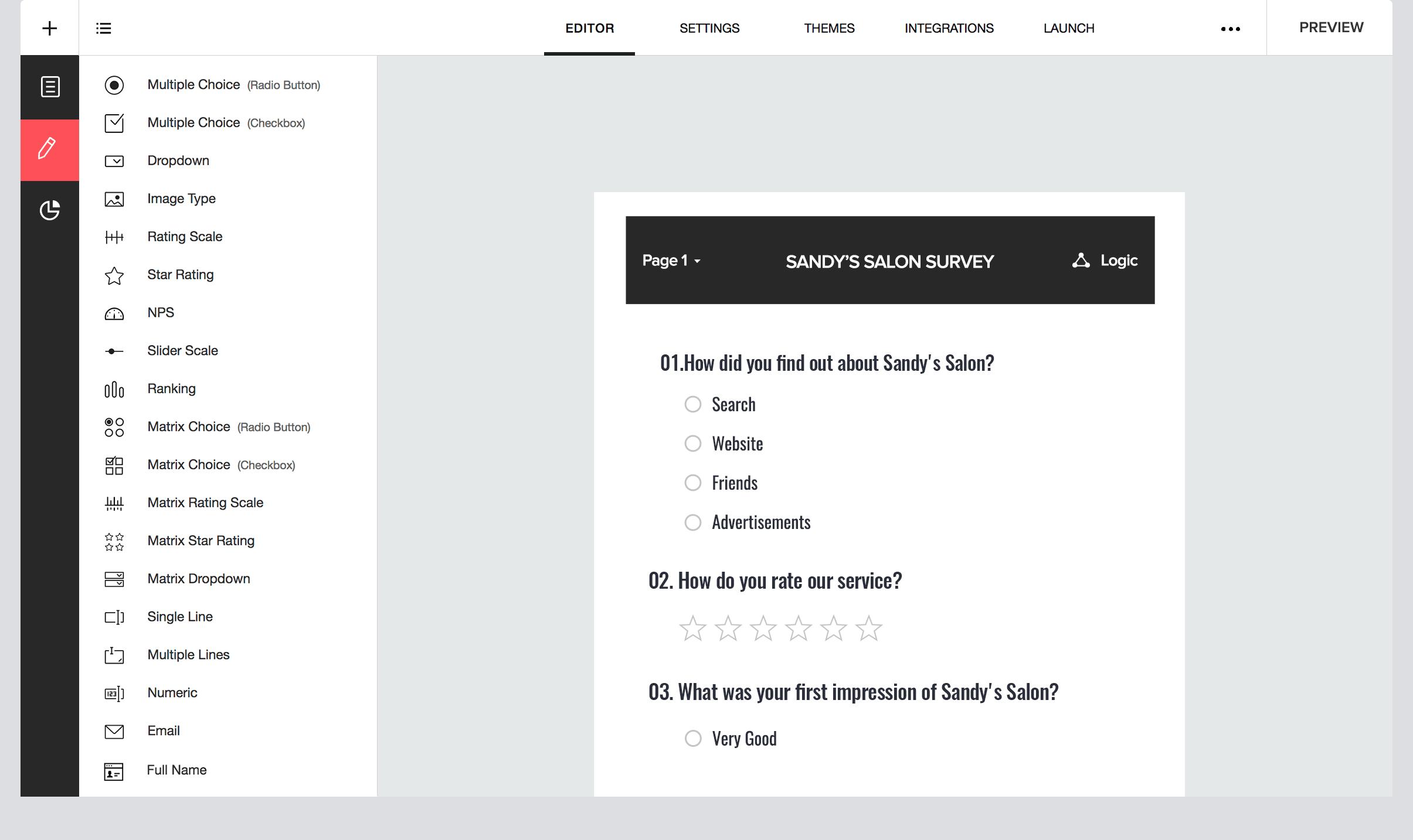 Zoho Survey-survey-home-screen-2x