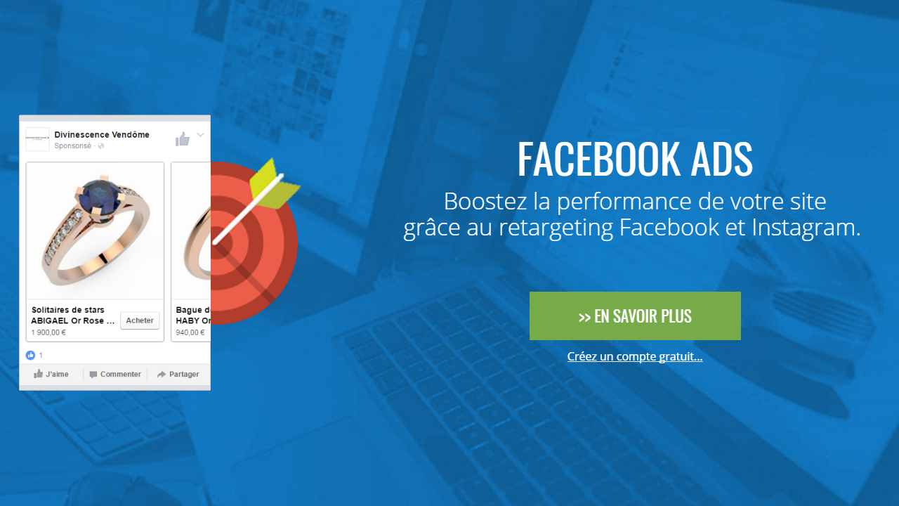 AZA Facebook Ads : Boostez la performance de votre site grâce au retargeting Facebook et Instagram
