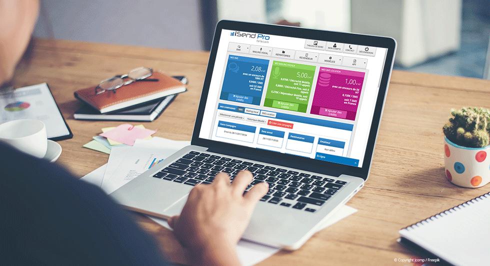 Avis iSend Pro Telecom : Solution d'Envoi de SMS & Message vocaux, SaaS & API - Appvizer