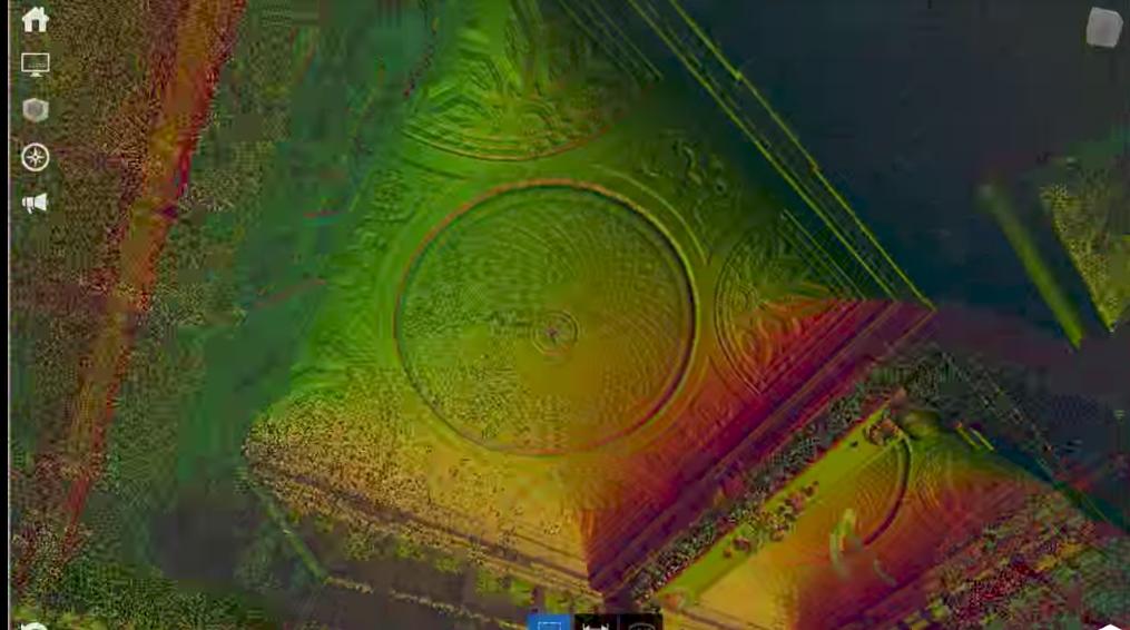 Autodesk ReCap : scan 3D d'un bâtiment ancien