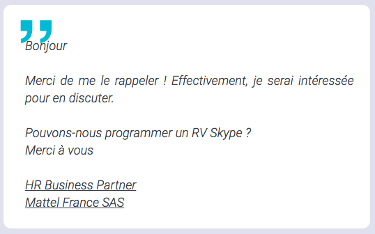 exemple de leads blacksales