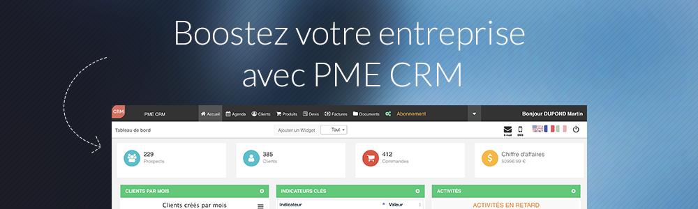 Avis PME CRM : Le CRM français pour les TPE et PME - Appvizer