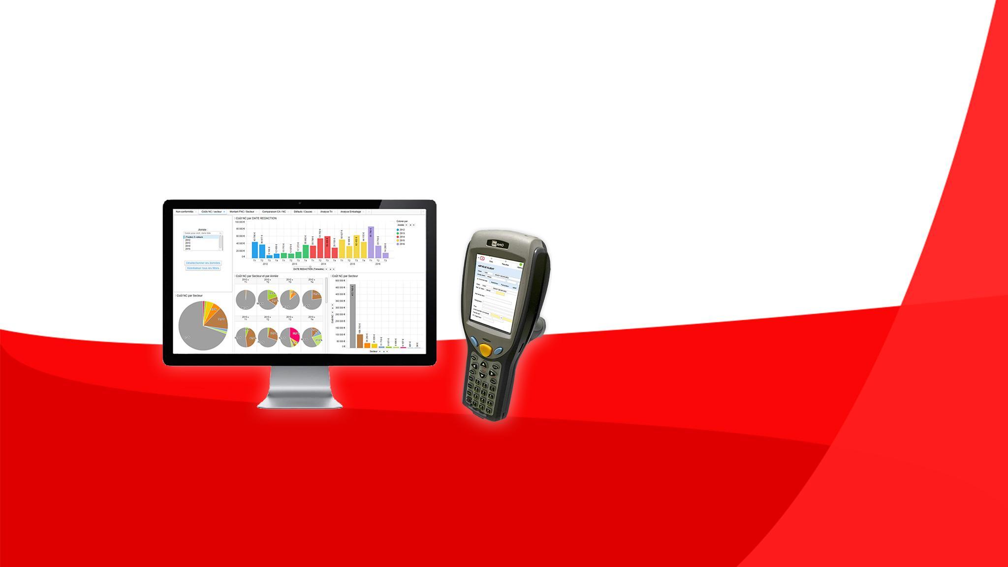 Avis OBILOG ERP / GPAO : ERP, CRM et GMAO dans un seul logiciel de gestion - appvizer