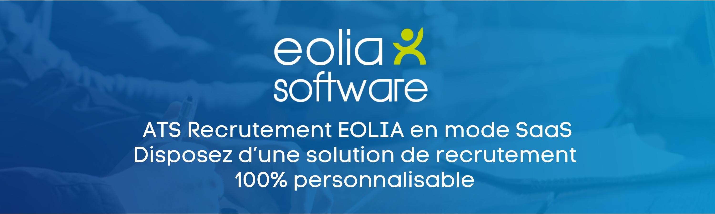 Avis Eolia Software : Solution de recrutement agile et innovante - Appvizer
