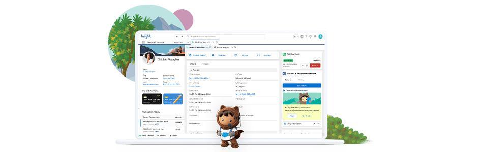 Avis Salesforce Service Cloud : Logiciel de service client pour fidéliser ses clients - appvizer