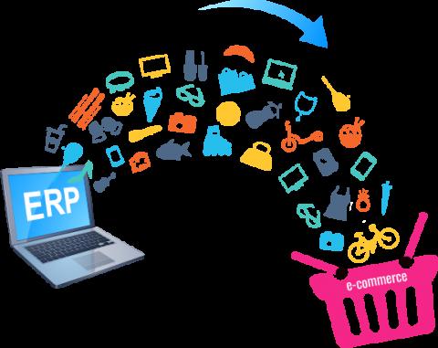 Passerelle entre votre ERP et votre site marchand