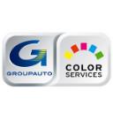 Enseigne appartenant au groupe GroupAuto dédiée à la peinture et à la carrosserie.