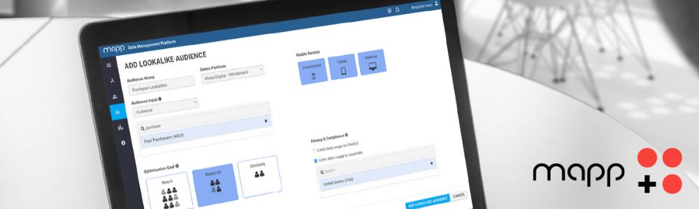 Avis Mapp Acquire : Plateforme d'acquisition et de ciblage fin de vos audiences - Appvizer