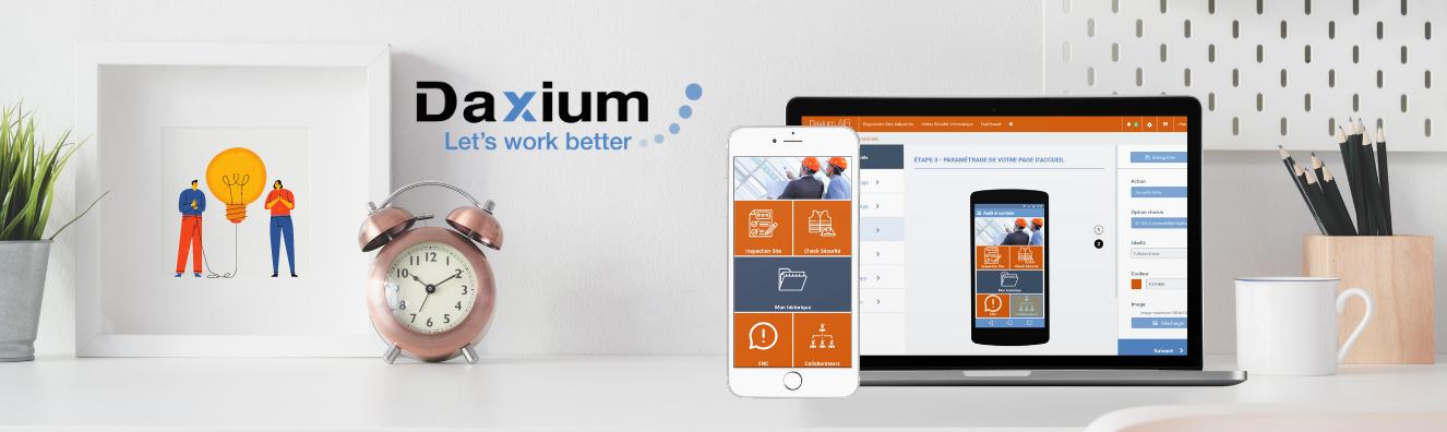 Avis Daxium : Créez votre propre plateforme web-mobile - appvizer
