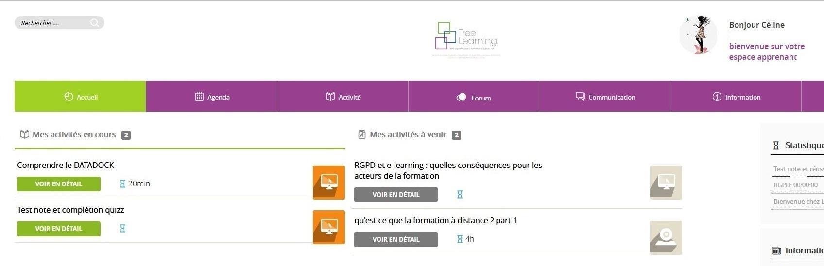 Avis Agora Learning Smart : Solution LMS complète, puissante et facile à prendre en main - Appvizer