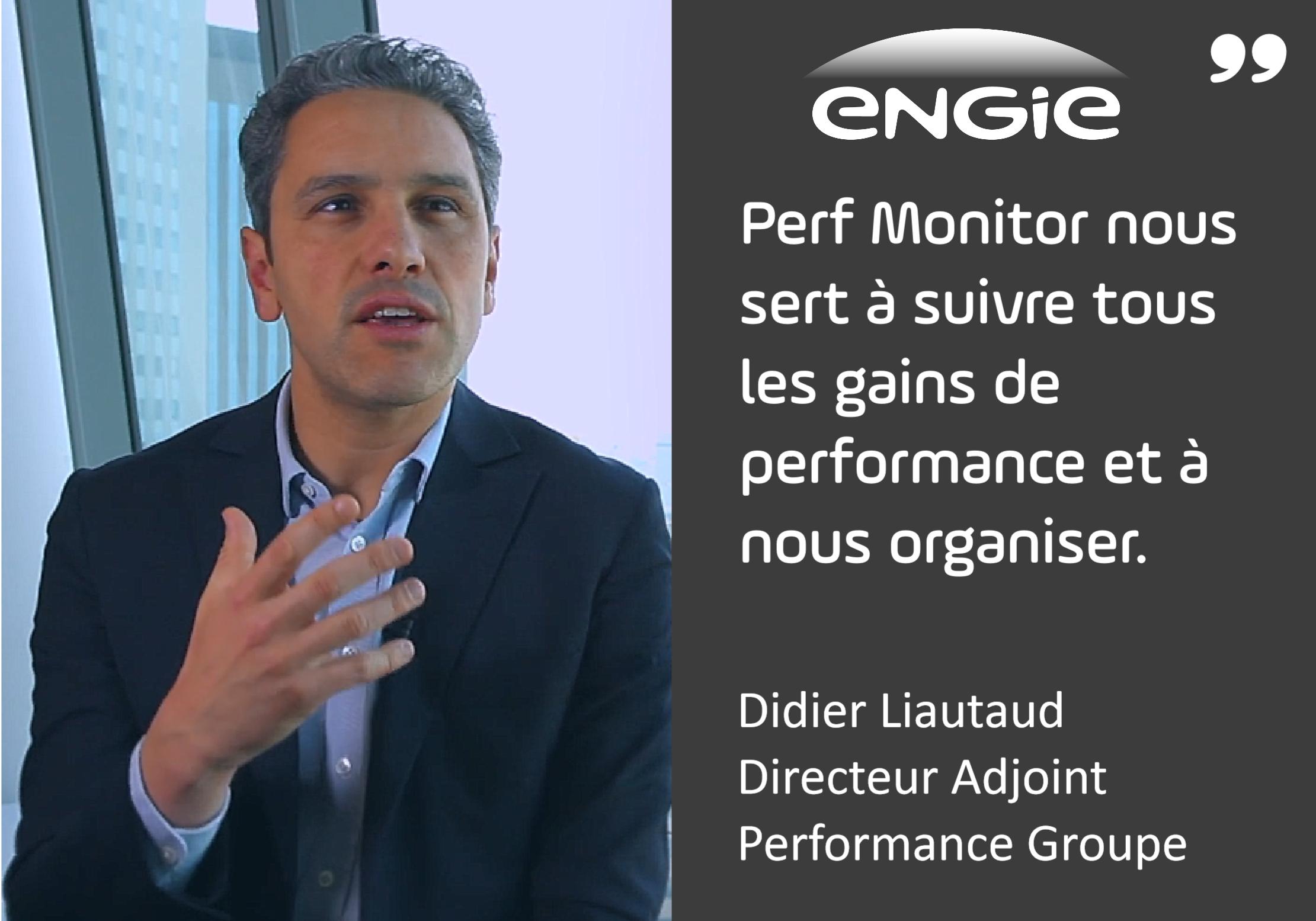 Plan Lean 2018 - plan de performance d'1 milliard d'euros d'économie suivi dans Perf Monitor